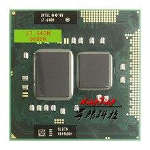 인텔 코어 i7 640M i7 640 m slbtn 2.8 ghz 듀얼 코어 쿼드 스레드 cpu 프로세서 4 w 35 w 소켓 g1/rpga988a