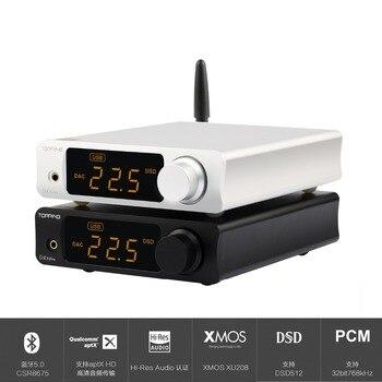 TOPPING DX3 PRO Desktop Bluetooth decoding amp AK4493 USB DAC XMOS XU208 DSD512 hard solution Headphone output AK4493 OPA1612