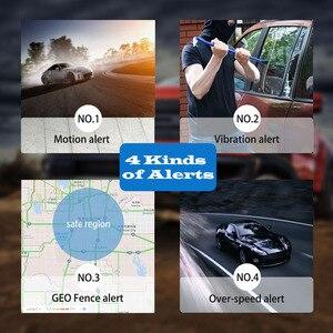 Image 5 - TKstar Tracker GPS 2G/3G/4G (Tk905G), avec contrôle vocal, moniteur Audio et aimant Bug, clôture Geo étanche, logiciel de suivi gratuit, application