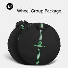 Велосипедное колесо группа посылка переносная защита велосипедная сумка для велосипедных колес велосипедные аксессуары водонепроницаемые велосипедные сумки