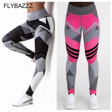 2019 Stretchy Gym Tights Energy Push Up Seamless Leggings Slimming Tummy Control Yoga Pants High Waist Sport Running Pants Women цена