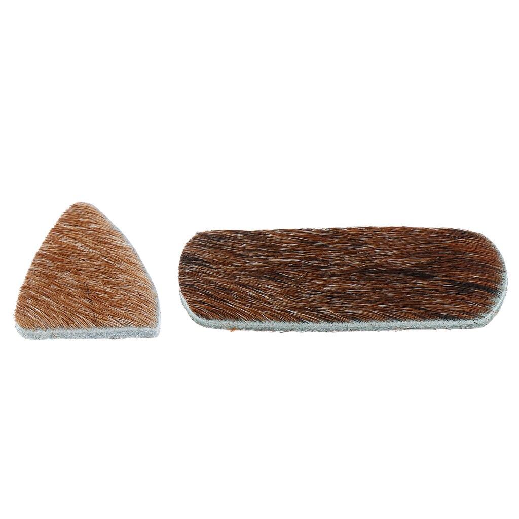 1set Arrow Rest Recurve Bow Silent Plate Arrow Rest Traditionals Bows new.
