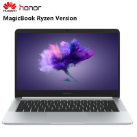 HUAWEI Honor MagicBook ноутбука 14 дюймовый Windows 10 Тетрадь AMD Ryzen 5 2500U 8 GB DDR4 256 GB SSD Radeon Vega 8 BT 4,1 PC