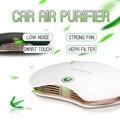 PM2.5 olor a formol eliminación purificador de aire del coche del anión del coche ionizador de aire hogar esterilizar con Auto ambientador de aire accesorios