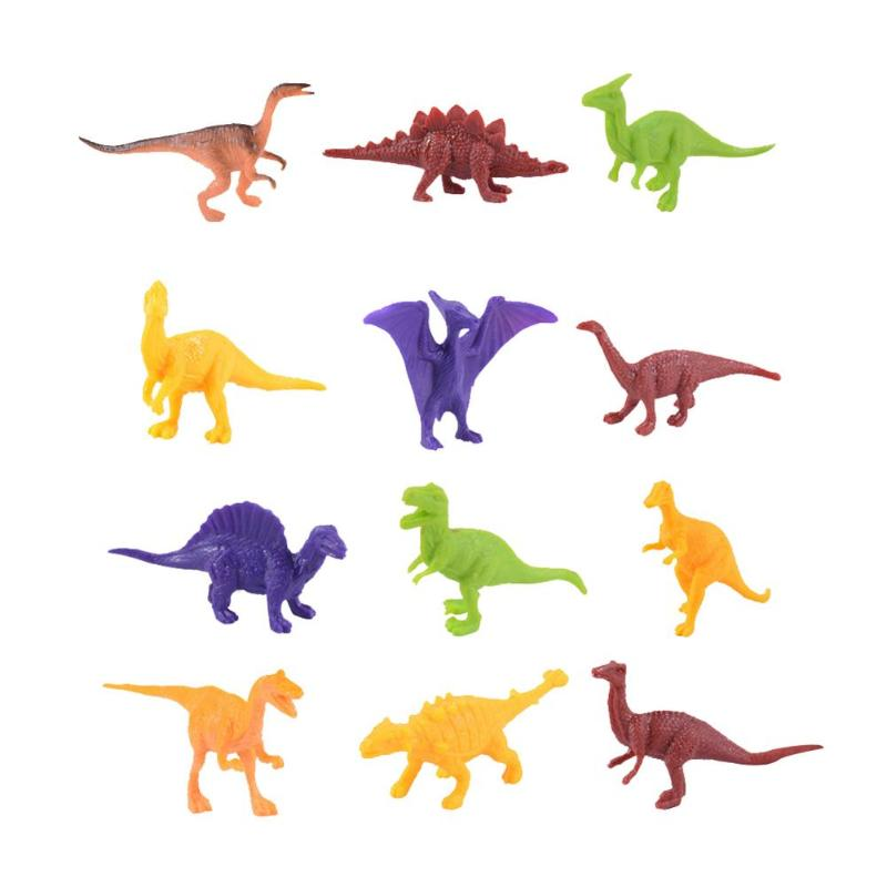 9pcs Glow in The Dark Dinosaurs Decals Kids Room Window Wall Ceiling Luminous Stickers