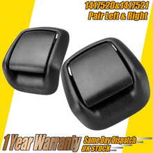 1 Pair Accessories Armrest Plastic Cover Front Seat Tilt Stable Right Left Car 1417520 1417521 For FORD Fiesta MK6 #1228