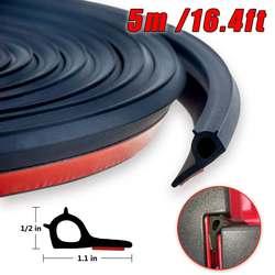 5M! Universal kit de vedação porta da cauda para toyota hilux sr5 srrubber ute poeira porta da cauda adesivo universal tempo decapagem