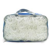 Football Net Standard 11 Outdoor Training Game Rebound Protective Nets Polyethylene Full Size Football Goal Post Net For Soccer