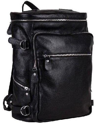 Bagaj ve Çantalar'ten Sırt Çantaları'de Moda Hakiki Deri Erkek Sırt Çantası okul çantası erkek Deri Sırt Çantası erkek seyahat sırt çantası bayan kitap çanta Sırt Çantası Siyah Kahverengi'da  Grup 1