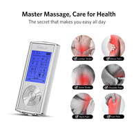 Electric Massager Electrical Stimulator Full Body Relax Muscle Therapy Massager Massage Tens Acupuncture Electrostimulator