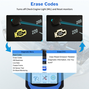 Image 3 - Deelife OBD2 Diagnostic Tool Car OBD 2 Automotive Scanner Auto Diagnosis Professional Code Reader for ODB II OBDII ODB2 EOBD