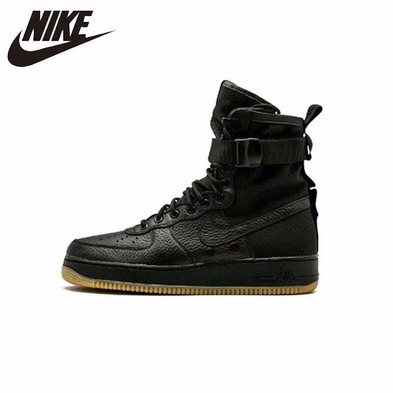 NIKE Air Force 1 Original SF1 spécial terrain chaussures de skate baskets thermiques pour hommes Sport baskets #864024-001