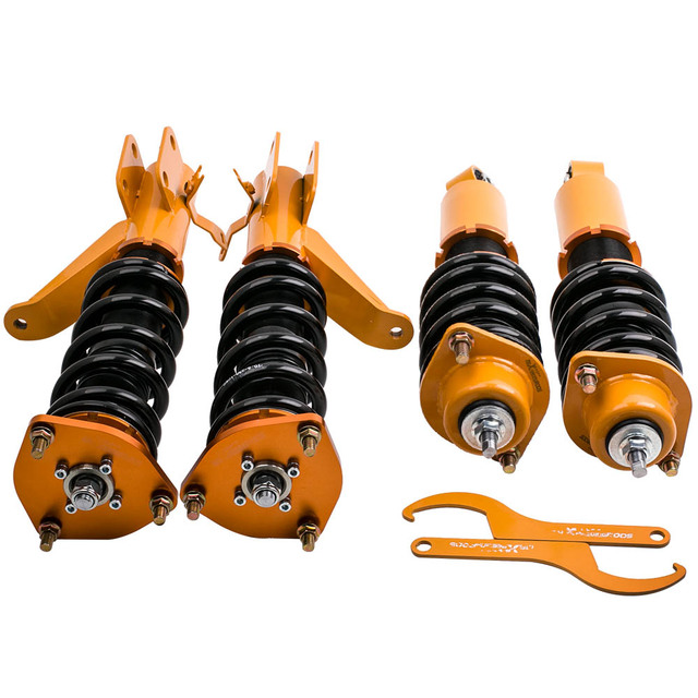 Coilovers Suspension For 2002 2006 Acura RSX DC5 Base