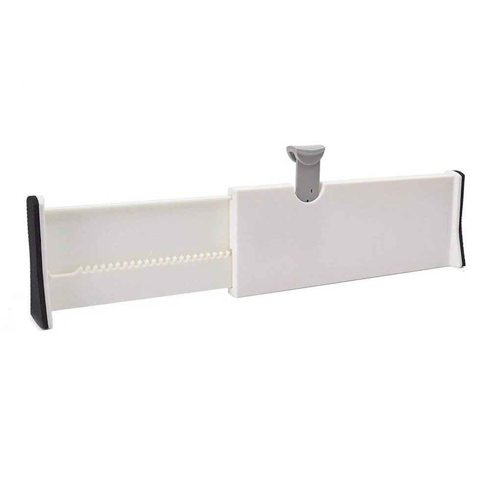 Image 5 - Drawer Separator Telescopic Wardrobe Drawer Divider Board Cabinet Clapboard For Ties Socks Bra Underwear Lingerie Organizer-in Storage Drawers from Home & Garden