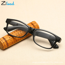 Zilead Ultralight Oversized Frame Reading Glasses Women Men Clear Relieve Fatigue Lens Anti-radiation Presbyopia Reader Glasses zilead ultralight oversized frame reading glasses women men clear relieve fatigue lens anti radiation presbyopia reader glasses