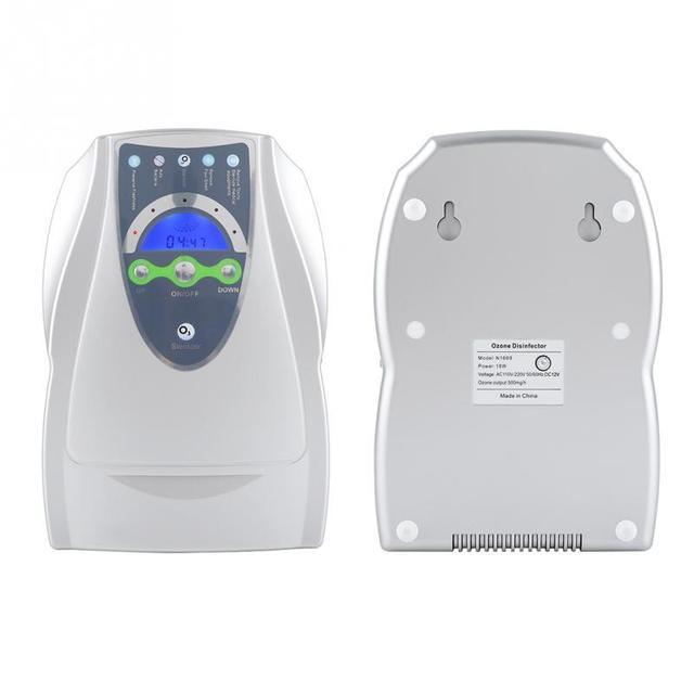 Hot 110-240v DC 12V Ozone Generator Home Ozonizador Air Cleaner Mini Ozon Generator Ozonizer Sterilization Odor Air Purifier