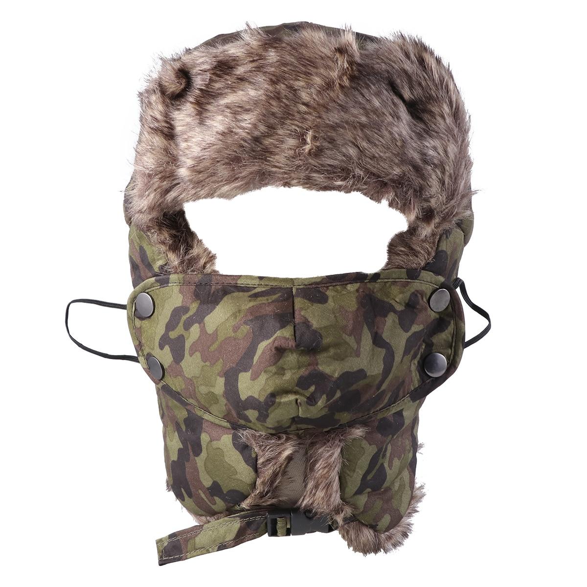 1 Pc Winter Hut Im Freien Warm Modische Durable Splash Hut Kappe Ohr Protector Kopf Zubehör Für Männer Frauen