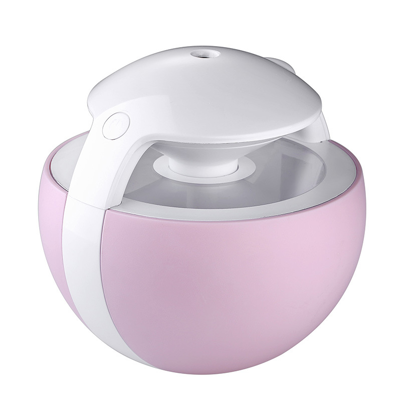 USB Air Humidifier 450ml Ball Humidifier With Aroma Lamp Essential Oil Ultrasonic Electric Aroma Diffuser Fogger