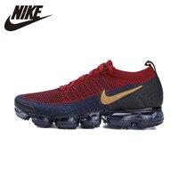 Nike VAPORMAX мужские кроссовки для бега подушка из вентилируемой ткани спортивные кроссовки #942842 604