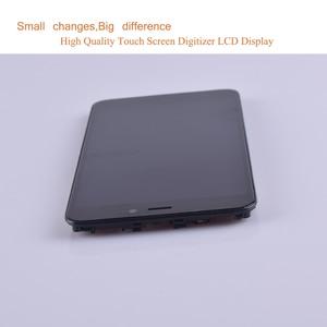 Image 5 - 10 Teile/los Für Xiaomi REDMI 4X LCD Display Touchscreen Digitizer Sensor Pantalla monitor Redmi 4x LCD Montage Mit Rahmen