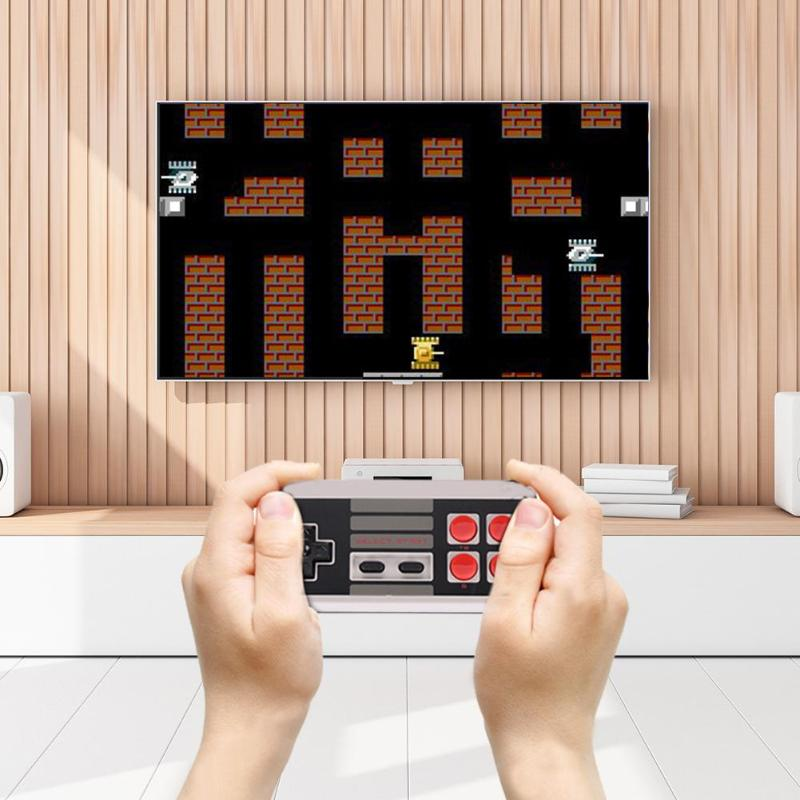 HDMI Out Retro Classic Game Player console For NES Family TV Video Game Console Built-In 600 Games types Handheld Game Players