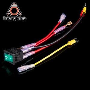 Image 4 - Trianglelab high quality power panic and power supply unit PSU 24V 250W for Prusa i3 MK3 MK3S 3D printer kit