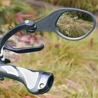 1 PCS Bicycle Mirror MTB Road Bike Rear View Mirror Cycling Handlebar Back Spot Mirror Flexible Safety Rearview Bike Mirrors