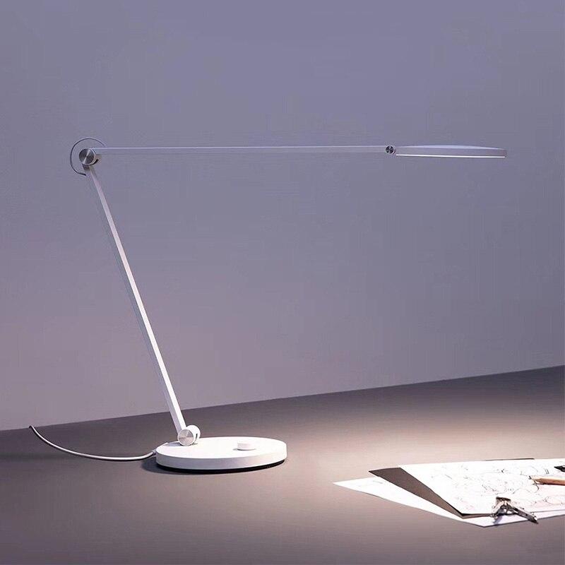Xiaomi Mijia Schreibtisch LED Lampe augenschutz Schreibtisch Lampe 2500 4800K Ra90 Licht WiFi Bluetooth Unterstützt HOMEKIT mijia Smart Control - 2