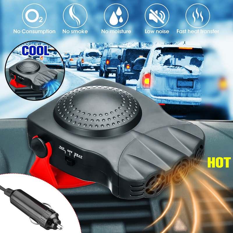 Defroster Demister 12 v 12.5A 150 watt Protable Auto Auto Heizung Heizung Lüfter Windschutz Fenster Demister Defroster Fahren Auto