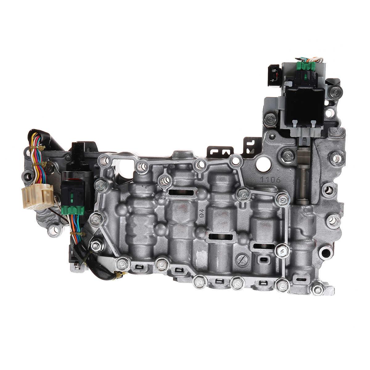 CVT JF010E RE0F09A / B Transmission Valve Body for Nissan Murano Maxima  Altima with Solenoids 31x21x11cm Iron + Aluminum
