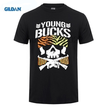 GILDAN NEW JAPAN PRO-WRESTLING BULLET CLUB YOUNG  LIMITED T-SHIRT