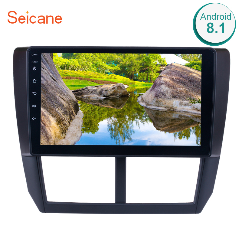 Seicane 9 Inch 2din Android 8 1 font b Car b font Radio For 2008 2009