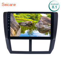 Seicane 9 Inch 2din Android 8.1 Car Radio For 2008 2009 2010 2011 2012 Subaru Forester GPS Audio Head Unit Multimedia Player
