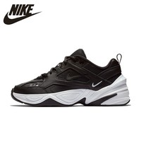 Nike Official M2k Tekno New Arrival Woman Running Shoes Breathable Comfortable Anti slip Sneakers #AO3108