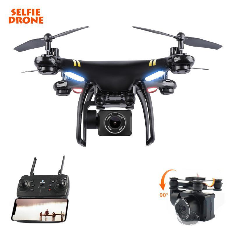 Oyuncaklar ve Hobi Ürünleri'ten RC Helikopterler'de LeadingStar GW83 GPS 5G WIFI 1080 P Drone Profesyonel GPS Drones HD Kamera ile RC Wifi FPV Gerçek Zamanlı quadcopter'da  Grup 2