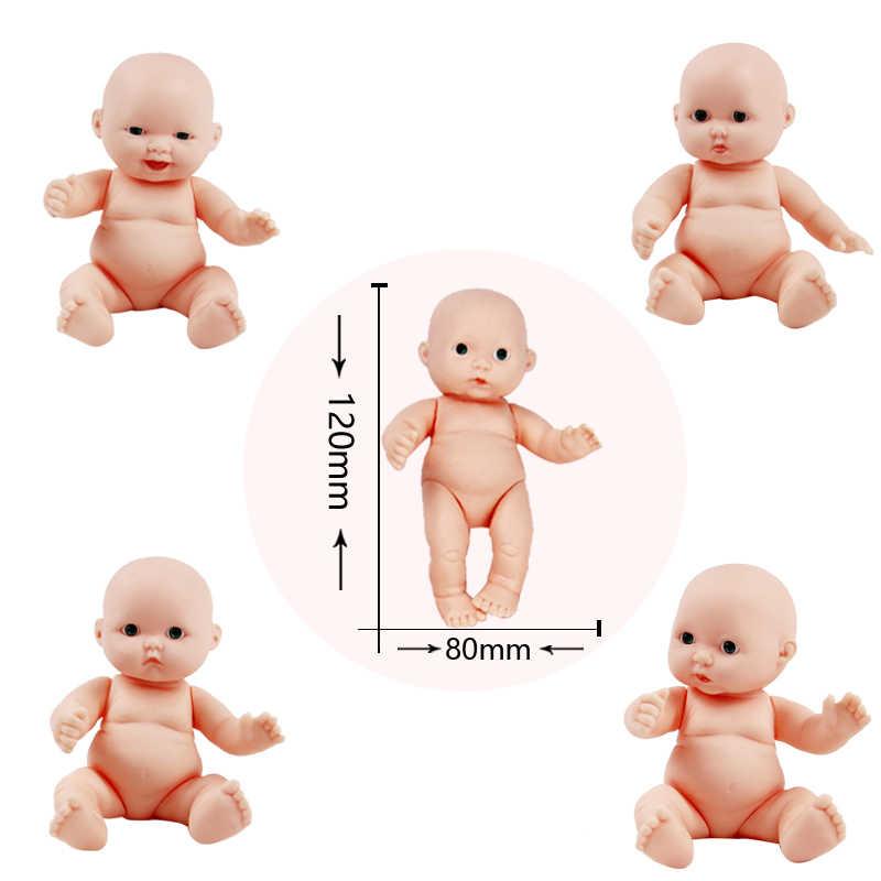 Reborn baby куклы с одеждой и много милых младенцев новорожденный ребенок это Обнаженная игрушка Детские игрушки куклы с одеждой