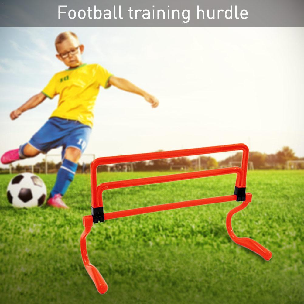 New Adjustable Multi   Function Hurdle Agility Combination Football Training Mini Foldable Removeable Barrier Frame Soccer