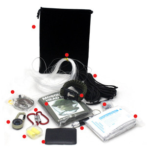 18 In 1 Survival Kit Set Outdo