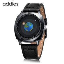 Часы addies креативный дизайн вращающиеся на землю звездное