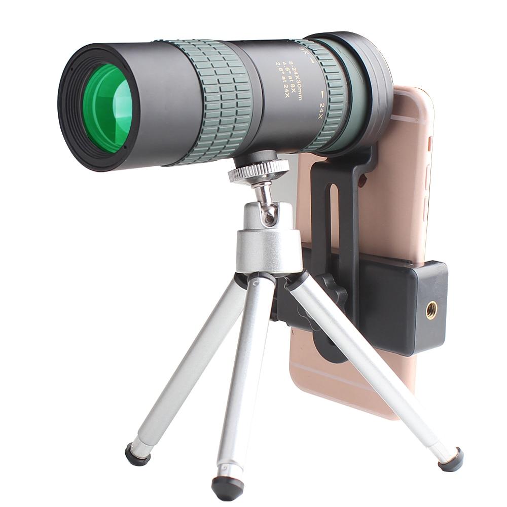 Telescopio Monocular Original  binoculares Zoom Monocular telescopio de alta calidad Monocular telescopio