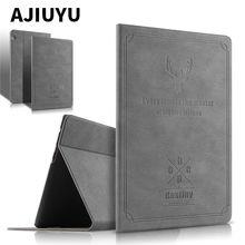 Чехол для Huawei MediaPad T5 10, чехол T5 10,1, чехол для планшета с 10,1-дюймовым экраном, защитная крышка из искусственной кожи для планшета с диагональю ...