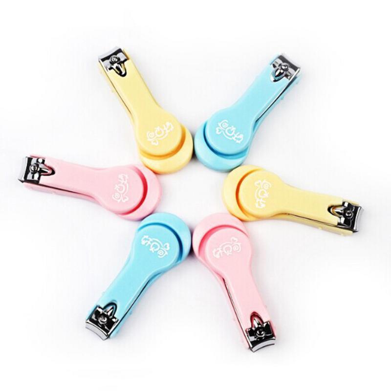 1 Pcs Baby Safe Maniküre Fuß Set Nagel Cutter Trimmer Clipper Schere Pflege Produkte Kit Baby Nägel Trimmer Werkzeuge Für Neugeborenen Hohe Sicherheit