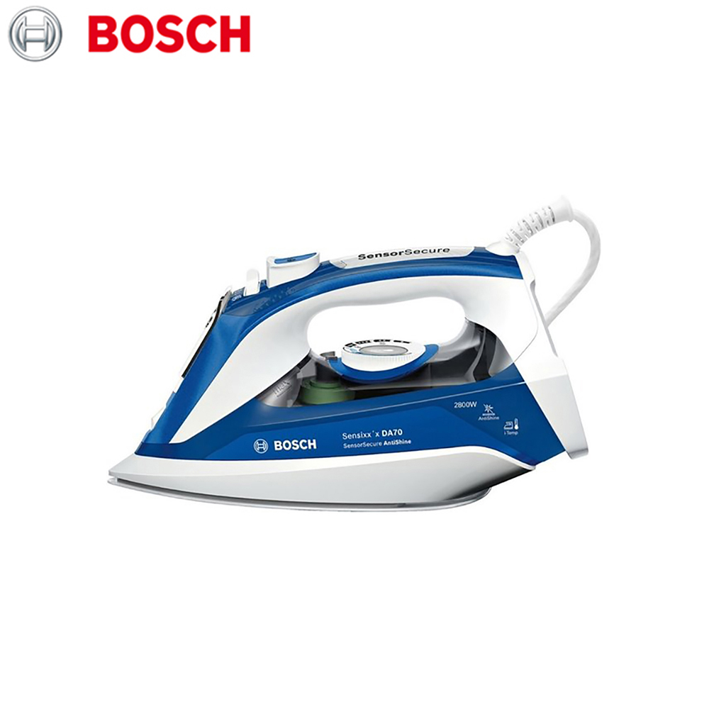 лучшая цена Electric Irons Bosch TDA702821A household appliances laundry steam iron ironing clothes