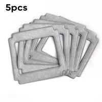5 шт. тряпка из микрофибры ткани Для ECOVACS WINBOT 830 Замена интимные аксессуары