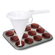 Шоколадная Воронка торт устройства для украшения десерт инструменты для выпечки Кухонные аксессуары