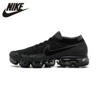 NIKE AIR VAPORMAX FLYKNIT мужские кроссовки удобные кроссовки дышащая Спортивная обувь #849558 007