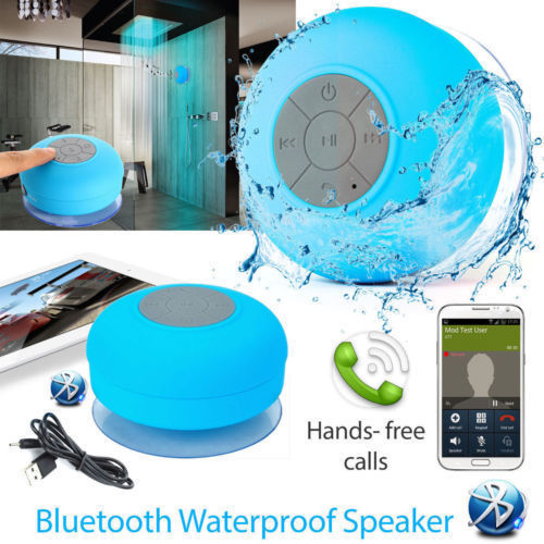 Bluetooth Shower Speaker Waterproof