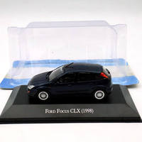 IXO Altaya 1:43 Ford Focus CLX 1998 Diecast Models Limited Edition Toys Car Collection