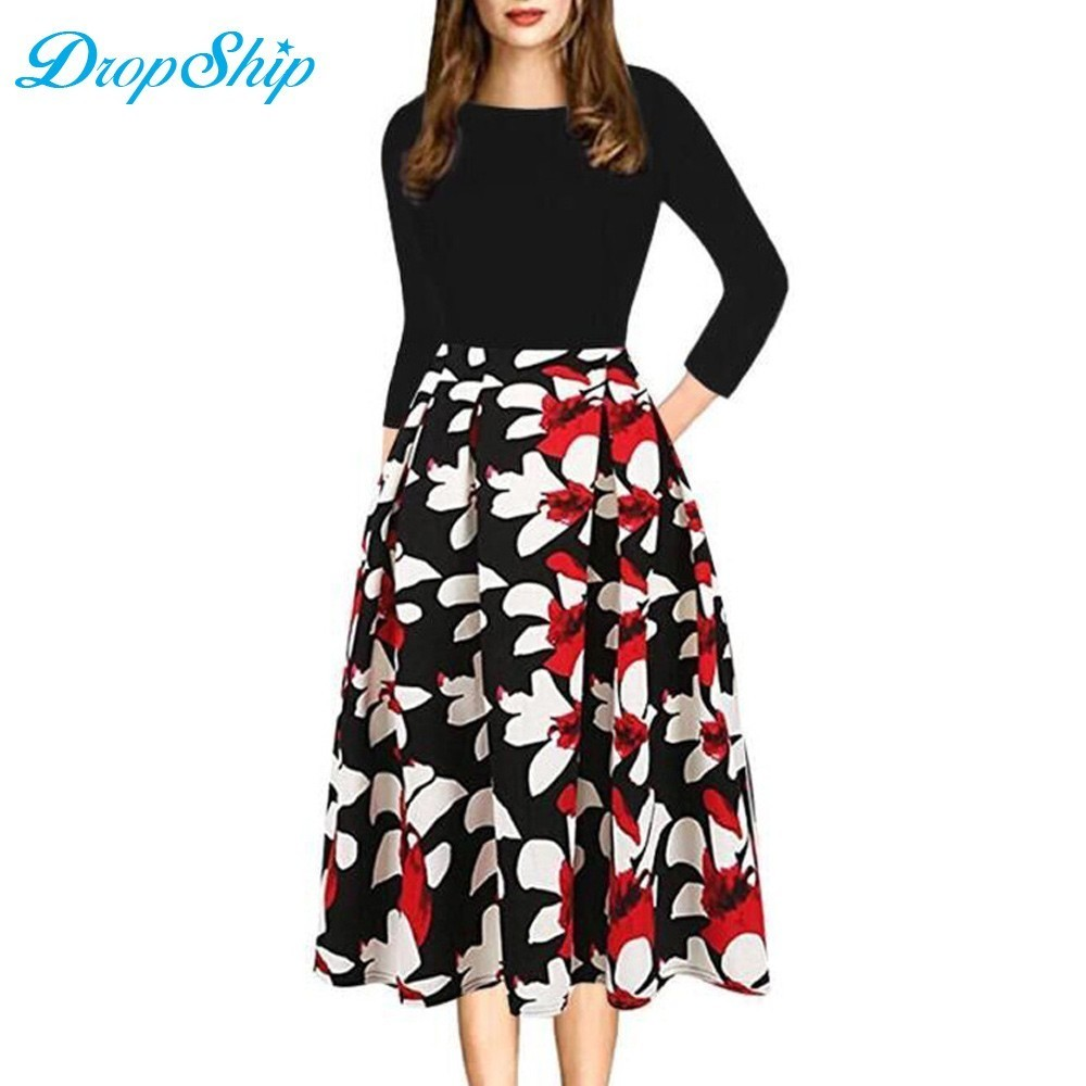 Dropship Ladies Autumn Gown Elegant Gown Femme Cotton Gown Vestidos Jurken Abiti Donna Vestiti Sukienka Damska Attire Vestido