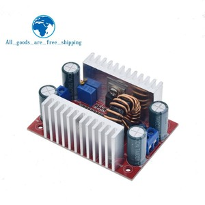 Image 2 - DC 400W 15A Step up Boost Converter Constant Current Power Supply LED Driver 8.5 50V to 10 60V Voltage Charger Step Up Module